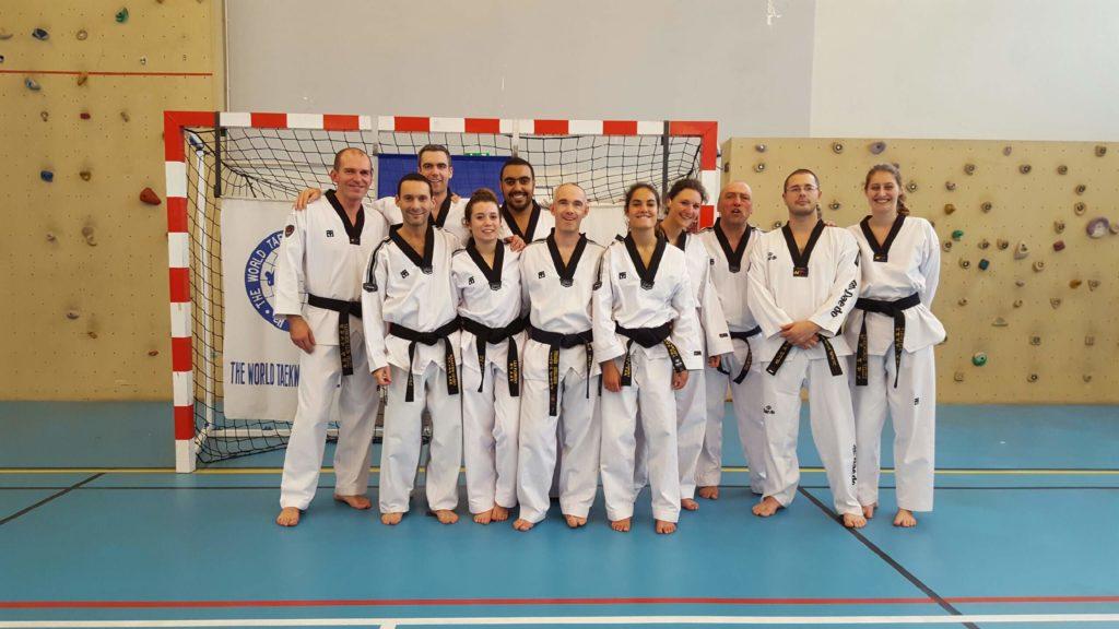 club taekwondo yvelines